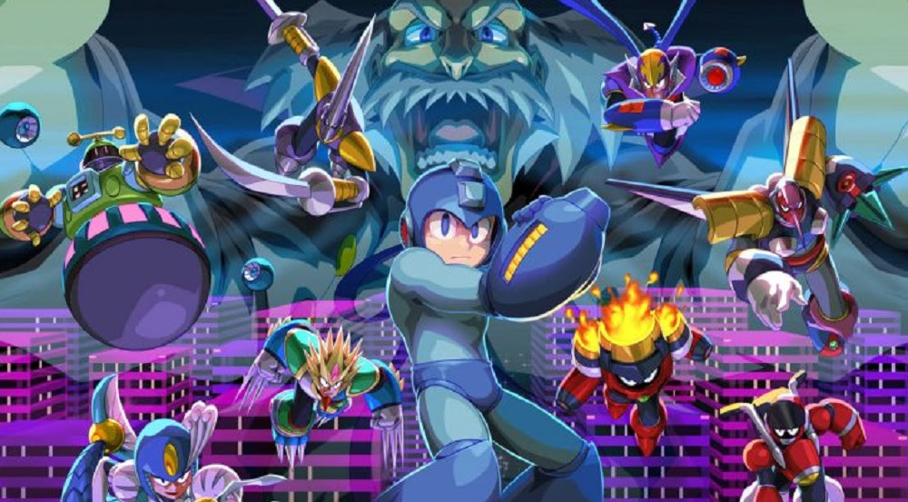 This Mega Man Legacy Collection 2 PS4 theme is dope, and there's a story behind it screenshot