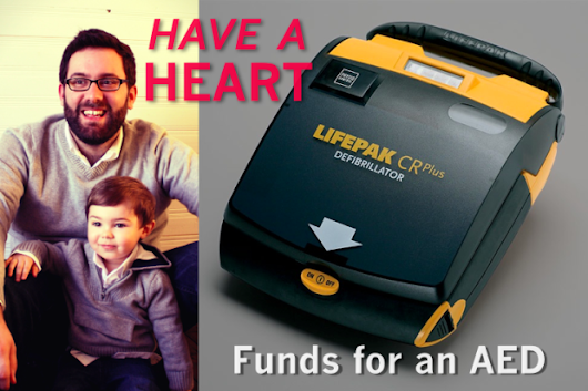 Have A Heart - Funds for AED Device