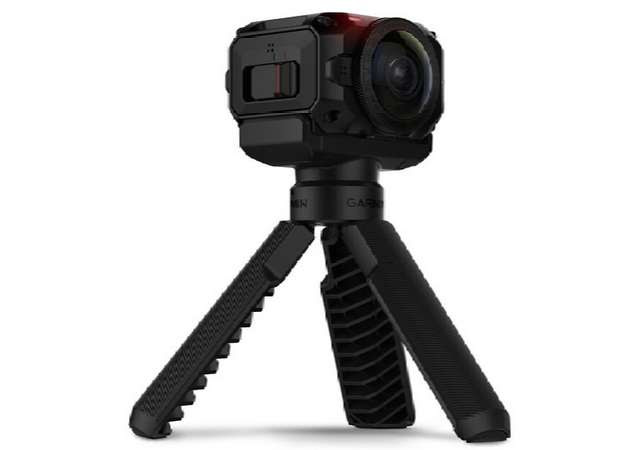 Garmin VIRB 360 can record 360-degree video in 5.7K resolution