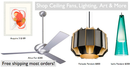 Fan, Lighting, Mirrors & Rugs | Premium Home Interior