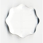 Apple Pie Memories Acrylic Stamping Block Round 2.5