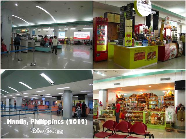 Day 7 - Philippines Clark Airport