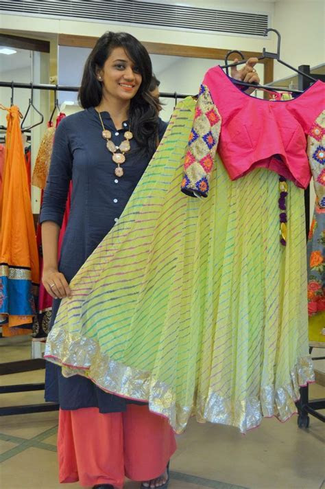 Laheriya ghaghra   Designer wear   Pinterest
