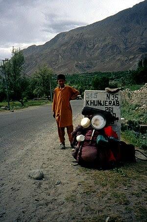 Ein Rucksack, ein Ziel - der Khunjerab Pass di...