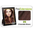 Pro Lace 20 inch, #4 Chocolate Brown
