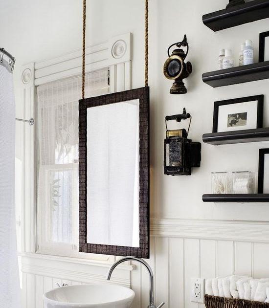 Bathroom decor ideas vintage inspired bathroom for Bathroom designs 9 x 5