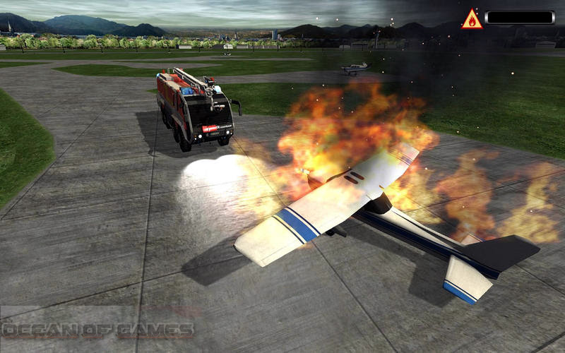 Airport Firefighter Simulator Setup Download For Free