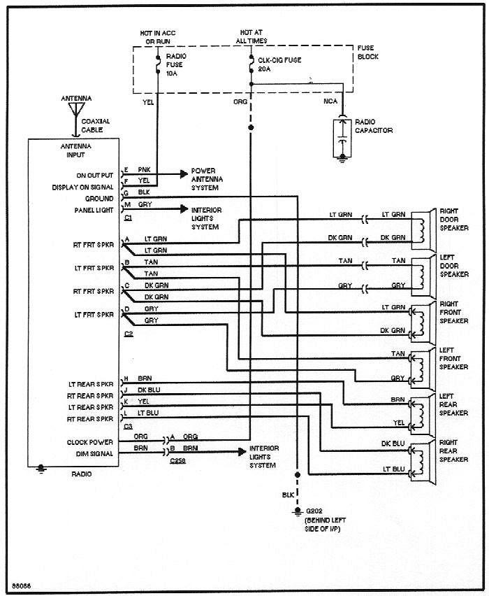 [DIAGRAM] 2001 Buick Regal And Century Wiring Diagram