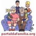 Visite o site oficial do Portal da Familia