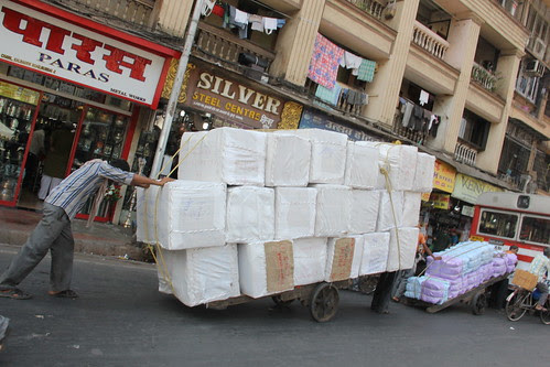 The Bhaiyyas Of Mumbai Keep The City Moving by firoze shakir photographerno1