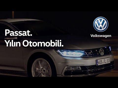 """Volkswagen Passat, tüm rakiplerini geride bırakıp """"Car of the Year 2015"""" unvanını kazandı"""