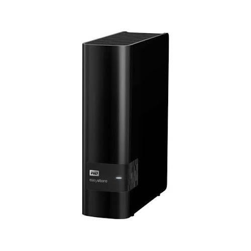 WD Easystore 10TB External USB 3.0 Hard Drive - Black