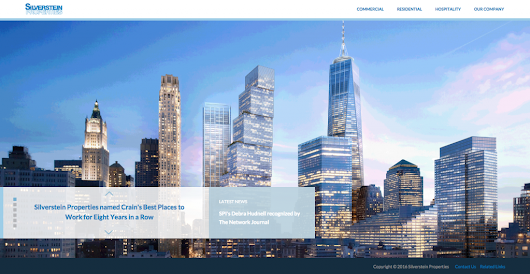 The +45 Best Commercial Real Estate Web Designs | inMotion Real Estate Media
