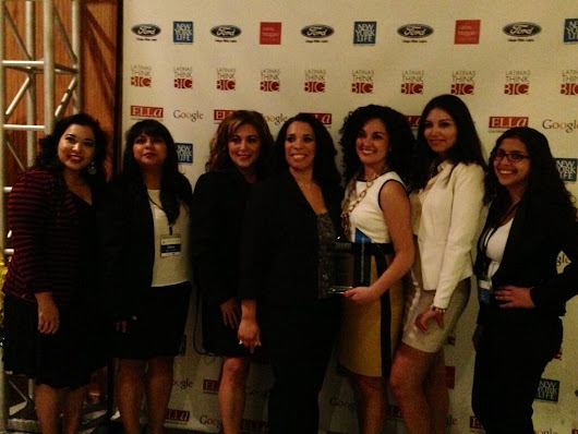 Latinas Think Big Event at Google: Top 10 Twitter Moments (and What they Mean for the USA)