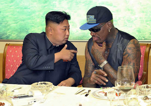 North Korea, Rodman to Make Motion Picture About Obama for Revenge