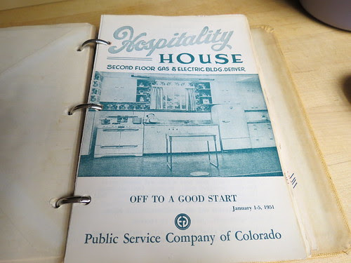 Hospitality House cook book