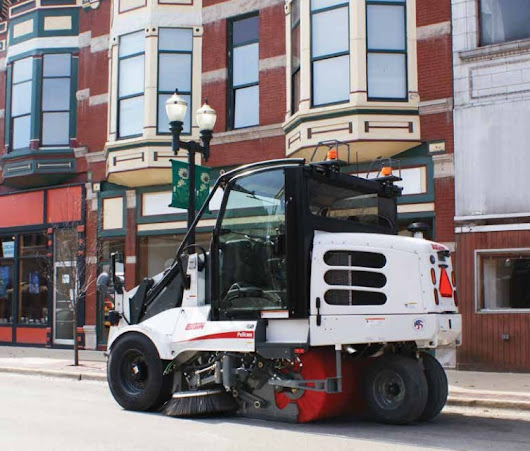 Why Road Cleanup Is Important and How Street Sweeper Rental Can Help
