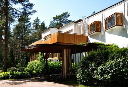 rafael rybczynski 拍攝的 Villa Mairea XIII / Alvar Aalto。