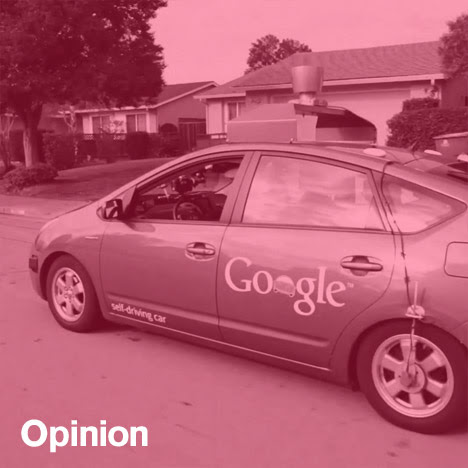 """Self-Driving cars are the answer. But what is the question?"""