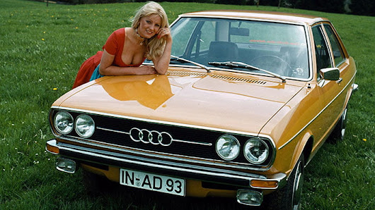The photos that prove Audi was sexier in the 70s - PetrolBlog