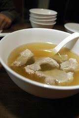 肉骨茶・潮州風スペアリブソース, 海南鶏飯食堂, 麻布