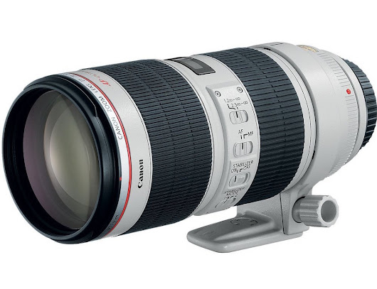 Canon EF 70-200mm f/2.8L IS III Lens Coming in 2017 - Daily Camera News