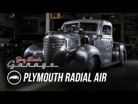 1939 Plymouth Radial Air Pick Up Truck