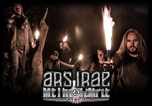 Stephan, Michael and Volker (Ars Irae) interview - Metal-Temple.com