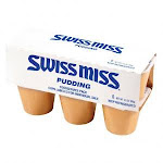 Conagra Swiss Miss Butterscotch Pudding, 3.5 Ounce - 48 per case.