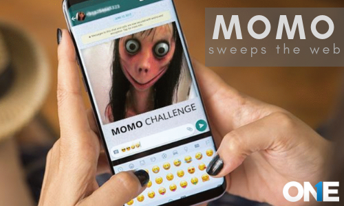 "Terrifying New Online Game ""MoMo Sweeps the Web"