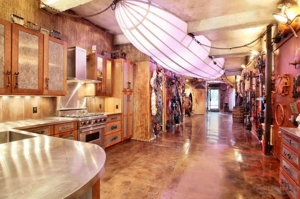Kitchen decor ideas: Steampunk kitchen – HOUSE INTERIOR