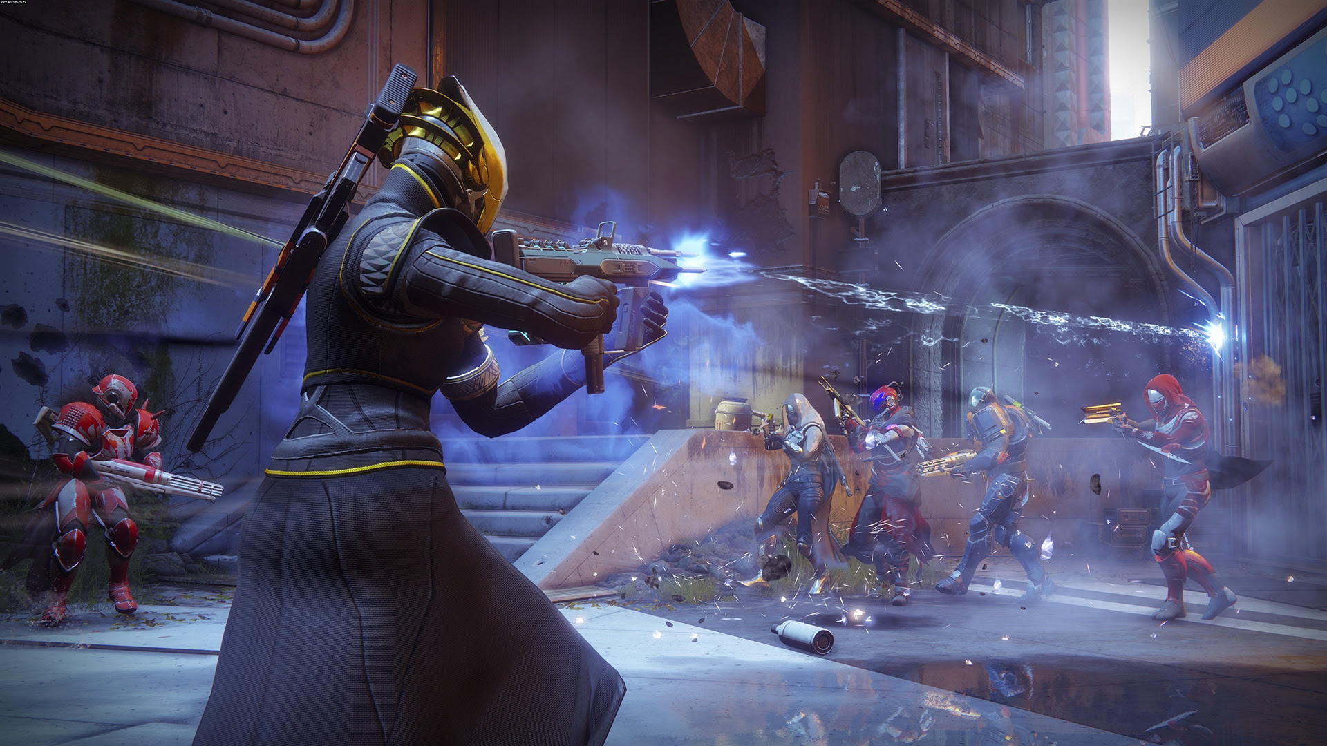 Destiny 2 is skipping Trials of the Nine for two weeks screenshot
