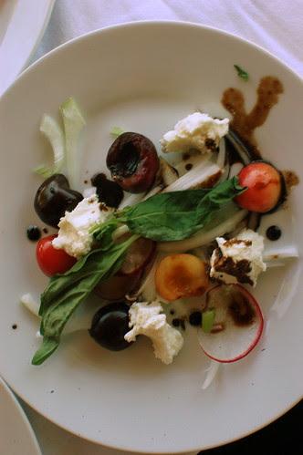 spring onion salad