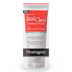 Neutrogena Rapid Clear Stubborn Acne Daily Leave-On Mask For Face, 2 oz