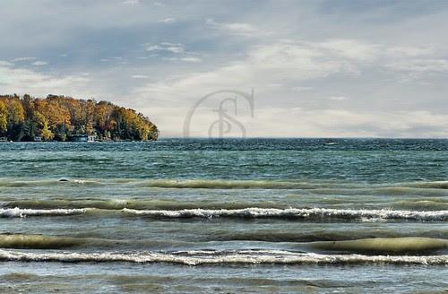 Orillia - Rough Seas