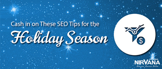 Cash in on These SEO Tips for the Holiday Season | Website Design and Internet Marketing Consulting