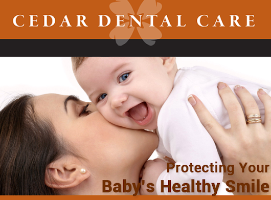 Protect Your Baby's Healthy Smile