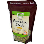 Now Foods Raw Pumpkin Seeds 16 oz