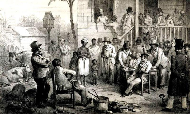 Resultado de imagen de esclavitud en surinam