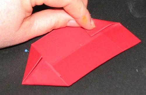 #13 - Origami Poinsettia 003