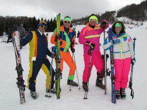 Totally Retro 80s Ski Weekend at Beech Mountain Resort