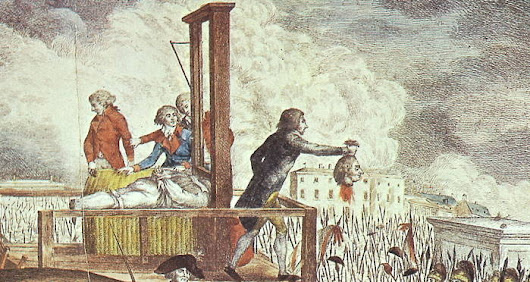 Meet The French Executioner Who Killed 3,000 People And Made The Guillotine Infamous