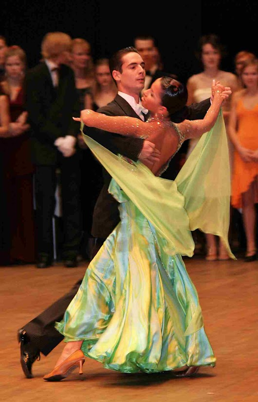 International Ballroom Dance Syllabus