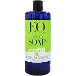 EO Liquid Hand Soap, Peppermint & Tea Tree - 32 fl oz bottle