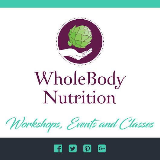 Sugar Be Gone! Class ~ San Diego WholeBody Nutrition + Massage + Awareness + Balance
