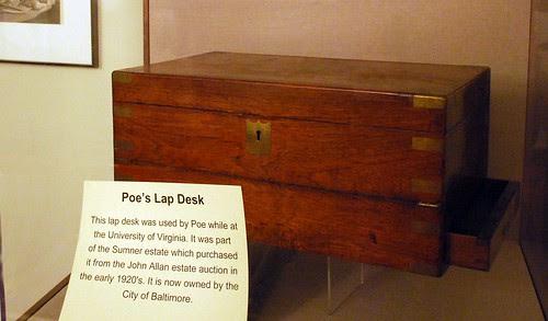 Poe's Lap Desk