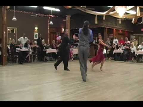 The Gender Expression in Tango