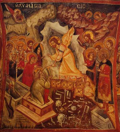 ″Καταδικασμένοι″ να είναι αθάνατοι! (του Οσίου Ιουστίνου Πόποβιτς)