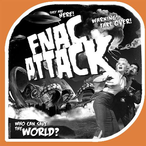 fnac attack