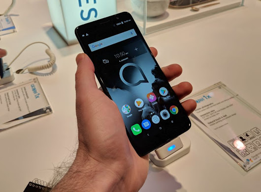Alcatel 1X is a $120 budget phone with dual cameras - Liliputing